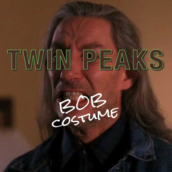 Killer BOB Twin Peaks Halloween costume
