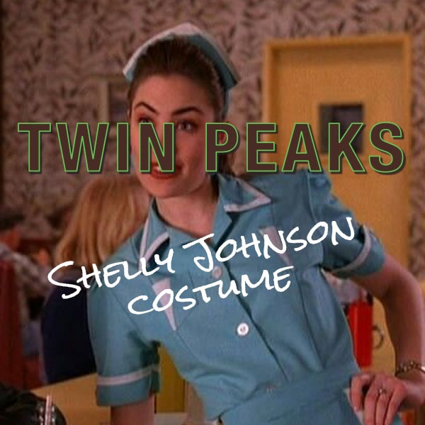 Shelly Johnson Twin Peaks Halloween costume