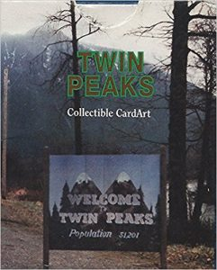 Twin Peaks Collectible Cards