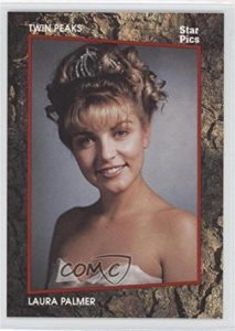 Laura Palmer (Trading Card) 1991 Twin Peaks – Autographed