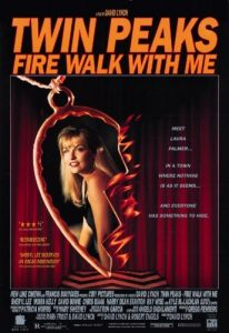 Twin Peaks: Fire Walk With Me Movie Poster (1992)